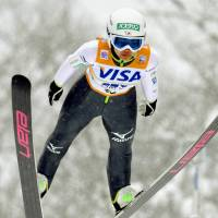 Jump star Takanashi flying high going into Sochi Games