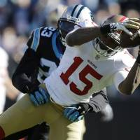 Niners oust Panthers