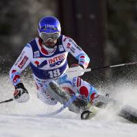 Neureuther captures slalom, rips IOC over Pyeongchang