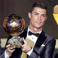 Ronaldo ends Messi's four-year run as top FIFA player