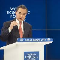 Chinese envoy latches onto Abe's WWI analogy