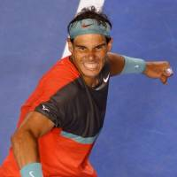 Rafa rising to top Down Under