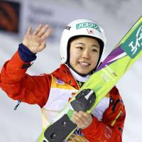 Takanashi jumps to victory again