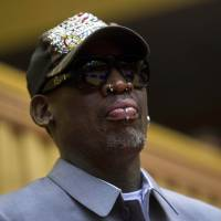 Agent: Rodman didn't take money