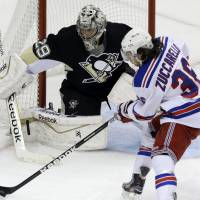 Red-hot Penguins top Rangers