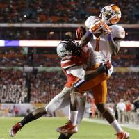 Clemson stars end careers in style