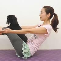 'Dog yoga' catching on with pet lovers and their canines