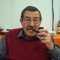 Gunter Grass das blaue sofa/Club Bertelsmann/ | WIKIMEDIA COMMONS