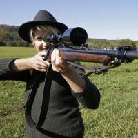 Austrian men concede women may be better hunters