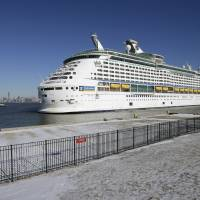 Norovirus suspected in cruise ship illnesses