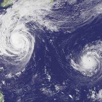 Warmer Pacific boosts East Asian typhoon risk