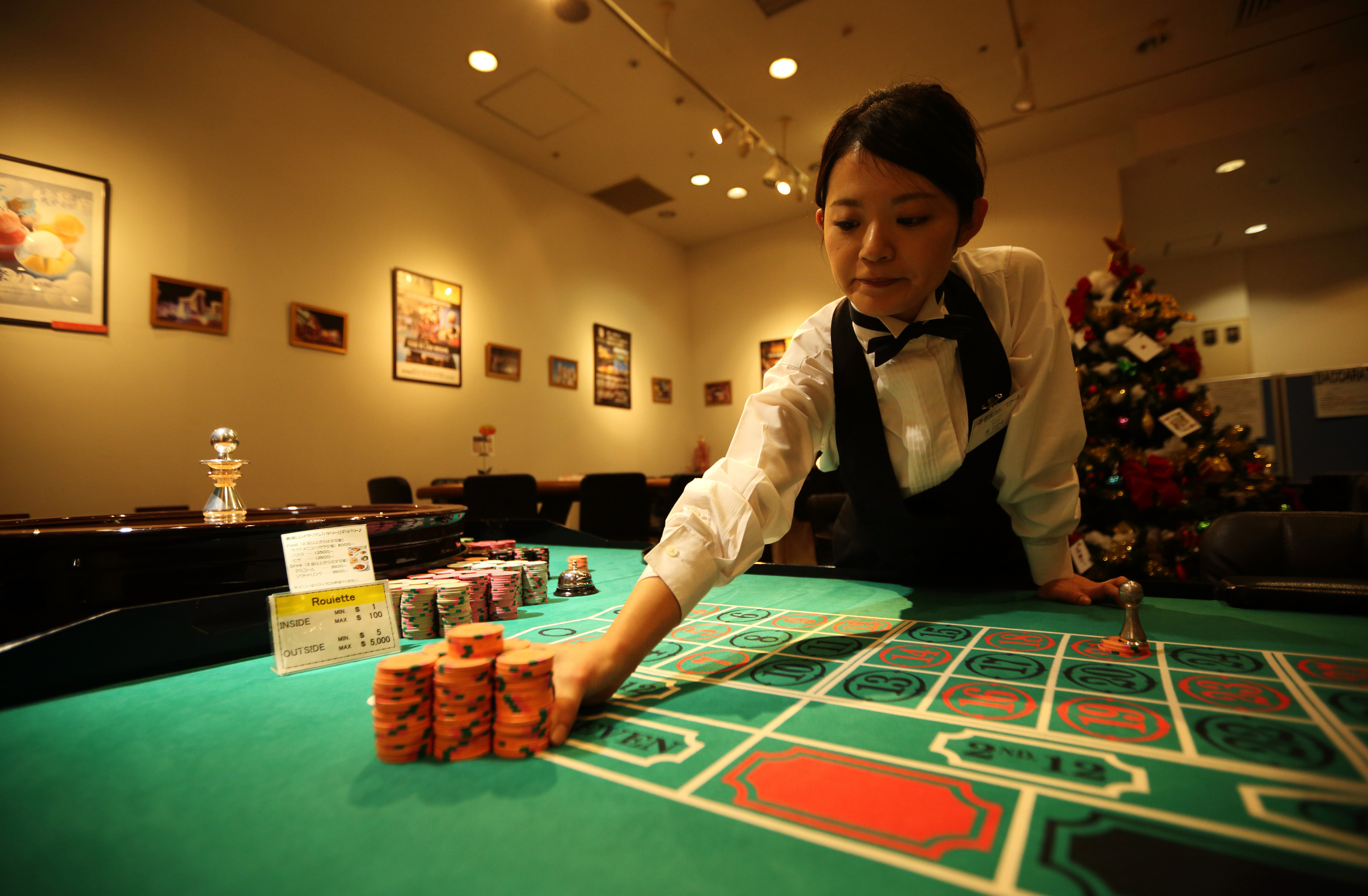 lawson suntory execs to join casino push the japan times