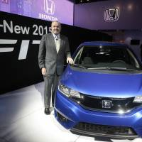 Honda retools tiny Fit to retake GM, Ford in U.S.