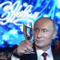 Putin triumphed in '13, yet challenges loom