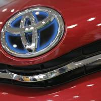 Toyota looks to log record group operating profit
