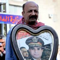Egyptian military endorses U.S.-trained army chief el-Sissi for president