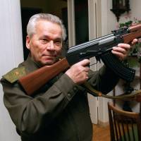 Letter shows AK-47 inventor Kalashnikov's guilt for gun's toll