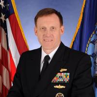 Navy admiral heir apparent to take reins of NSA
