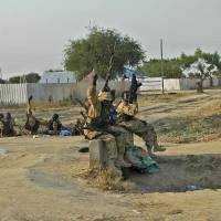 South Sudanese troops retake strategic town from rebel leader's forces