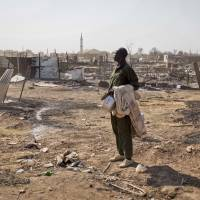 Ceasefire agreement is signed by South Sudan government, rebels