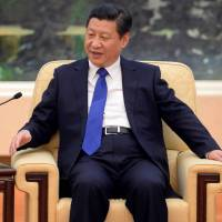 China's powerful president takes on bigger security role