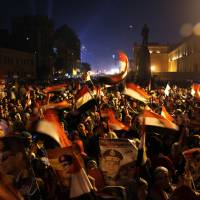 29 dead in Egypt as throngs mark revolution's third anniversary