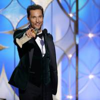 'American Hustle,' '12 Years a Slave' top Golden Globe awards