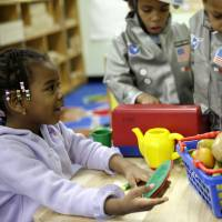 Study: Being overweight in kindergarten sets stage for later obesity