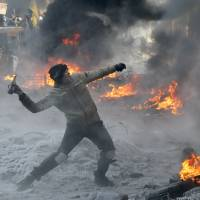 Ukrainian opposition decline deal to end turmoil