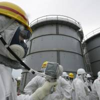 Tepco urged to halt rising radiation levels at No. 1 plant border