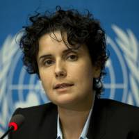 Syrian activist insists: women 'must be heard' in U.N.-led talks