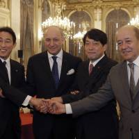 Japan, France  to launch panel to look at exports with military potential