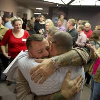 Supreme Court puts Utah same-sex marriage on hold