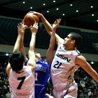 Aisin routs Tsukuba, books spot in Emperor's Cup semifinals