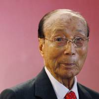 Hong Kong movie mogul Run Run Shaw dies at age 107