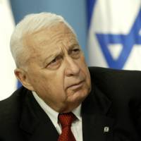 Former Israeli leader Sharon in critical condition