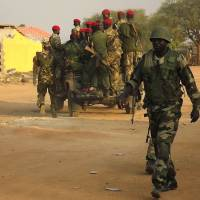 South Sudan cease-fire talks open as battles continue to rage