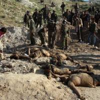 Syria: report on torture, executions politicized, photos faked