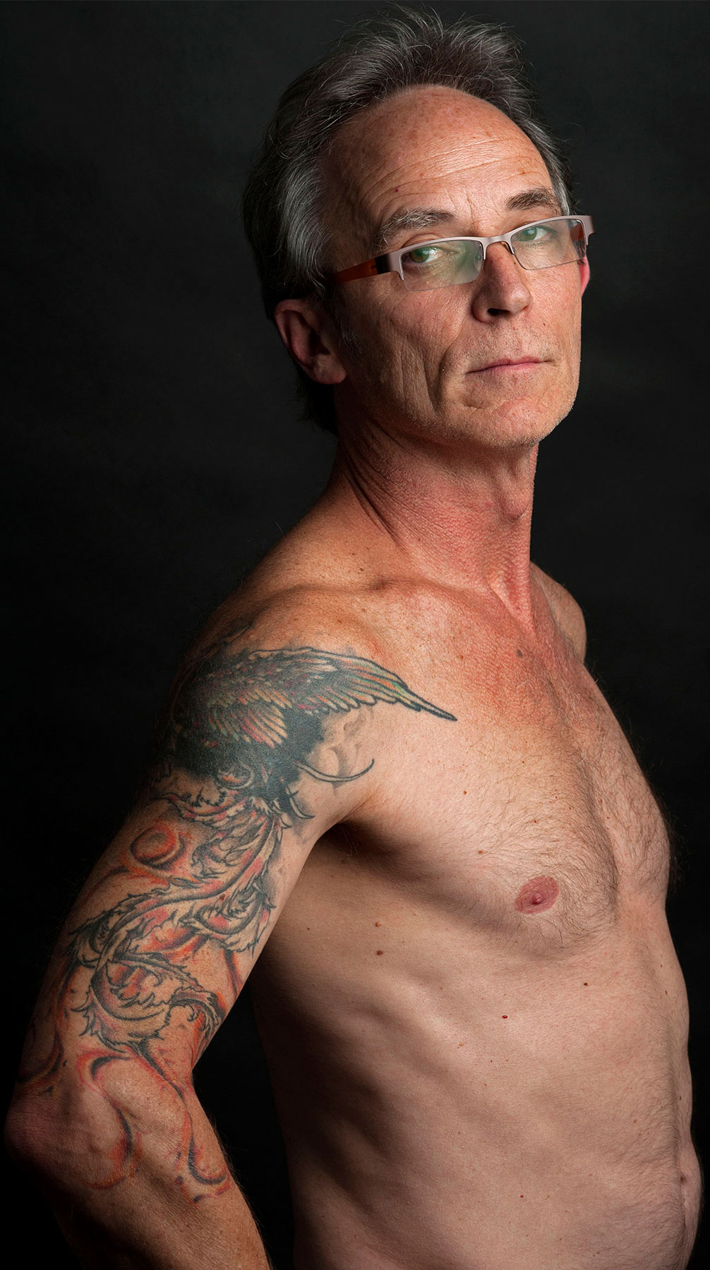 Tattoos Make Inroads With 50 And Older Crowd  The Japan Times