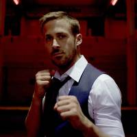 Fists of fury: Ryan Gosling as Julian, an American expat in Bangkok who runs a boxing gym. Director Nicolas Winding Refn's film 'Only God Forgives' has divided critics overseas. | © 2012: SPACE ROCKET NATION, GAUMONT & WILD BUNCH