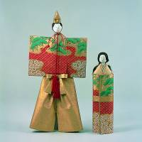 'Hina Dolls of  the Mitsui Family'