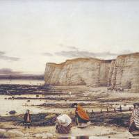 Best of Britain: William Dyce's 'Pegwell Bay, Kent — a Recollection of October 5th 1858' (1860) | COURTESY OF TATE BRITAIN