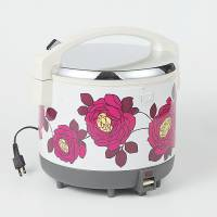 A Showa Era electric rice cooker