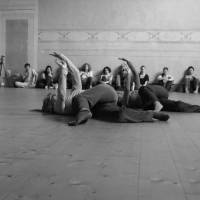 Floor show: A scene from 'Aomori, Aomori' by Welsh dancer Sioned Huws. | SIONED HUWS