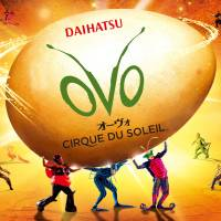 'Egg'-citing: The heart of it all. | OSA IMAGES, BENOIT FONTAINE COSTUMES: LIZ VANDAL © 2009 CIRQUE DU SOLEIL © 2013 FUJI TV