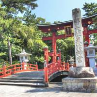 Tsuruga: truly a 'port of humanity'