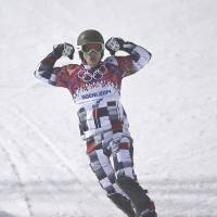 Snowboard couple haul in medals