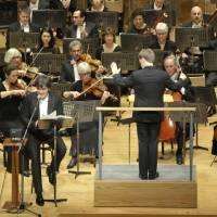 Fukushima kids compose for Philharmonic
