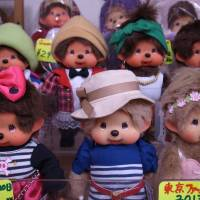 Monchhichi mania: The Terao family operates the city's largest specialist Monchhichi shop, which is a few hundred meters from the main Nakamise-dori store. The character is especially popular with Chinese customers. | MICHAEL KLEINDL