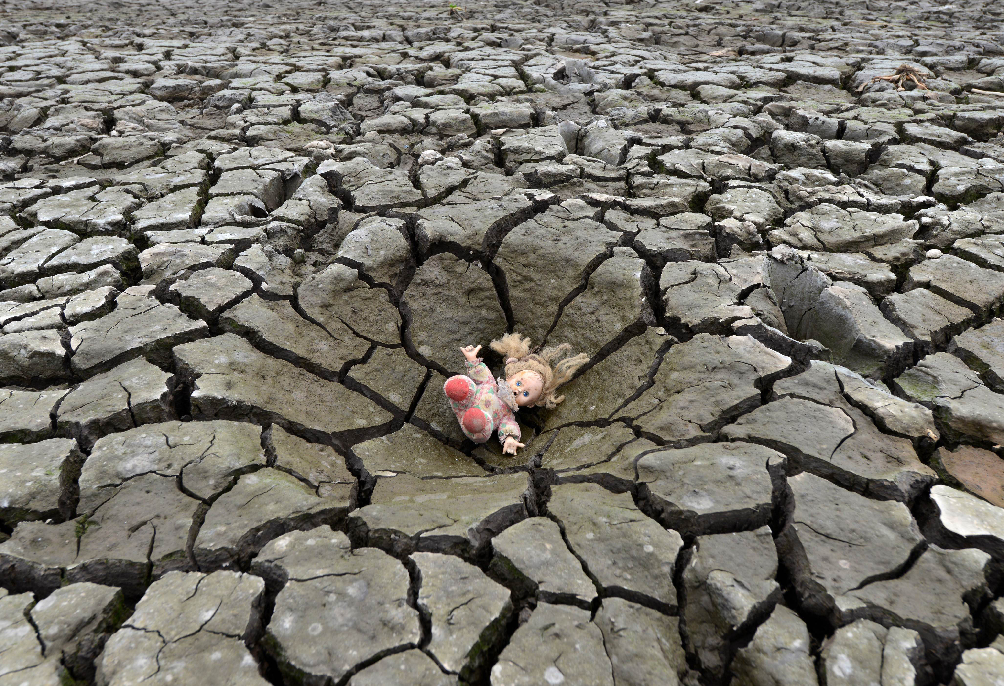 Water shortages leaving world high and dry | The Japan Times